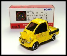 TOMICA THE 35TH TOKYO MOTOR  SHOW 2001 1 DAIHATSU MIDGET II 1/50 TOMY  New 62