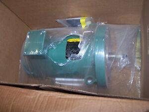 NEW BALDOR 3 HP LIGHTNIN MIXER MOTOR SPX 1760 RPM 184YZ 230/460 VAC 123991