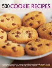 500 Cookie Recipes: An Irresistible Collection Of Cookies, Biscuits, Bars, Brown