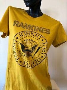 Ramones Tour T shirt Women size Small