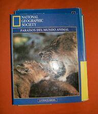 Paraísos del mundo animal National Geographic Society La Vanguardia