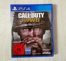 Call of Duty: WWII (Sony PlayStation 4, 2017) - BLITZVERSAND