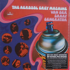 "VAN DER GRAAF GENERATOR aerosol grey machine 2Cd +LP + 7"" NEU OVP/Sealed"
