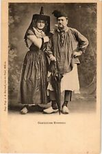 CPA  Costumes Bressan - Folklore - Types  (482521)