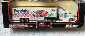 1991 Derrike Cope #10 PUROLATOR Racing Champions Team Transporter NASCAR 1/64