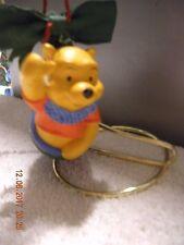 Disney Store - Classic Pooh  ornament  - Pooh in Honey Pot