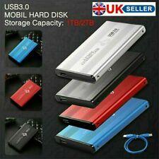 2TB USB 3.0 External Hard Drive Disks Disk 2.5'' HDD For PC Laptop Desktop 2021