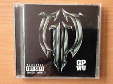 CD - GP WU - Don't Go Against The Grain - Album, Rap Hip-Hop 1997 US Import