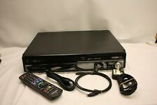 PANASONIC DMR-EX98V DVD & VHS RECORDER COMBI 250GB HDD HDMI PLAYER WITH REMOTE