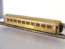 Prototype voiture métallisée PLM SNCF Loco-Diffusion HO