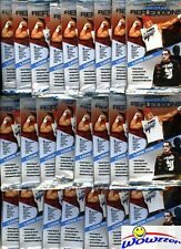(100)2012 TNA Impact Reflexxions Factory Sealed Retail Foil Packs MINT-500 Cards