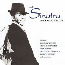 20 Classic Tracks by Frank Sinatra (CD, Oct-1997, EMI)