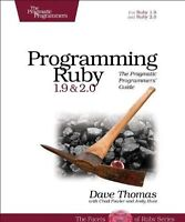 Programming Ruby 1.9 & 2.0: The Pragmatic Programmers Guide 3rd edition (Book)