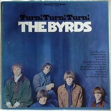 THE BYRDS TURN TURN TURN LP CBS