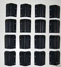 Speaker Cabinet ABS Stacking Corners (16) Best Quality!