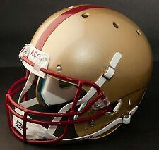 BOSTON COLLEGE EAGLES 1991-CURRENT Schutt XP Authentic GAMEDAY Football Helmet