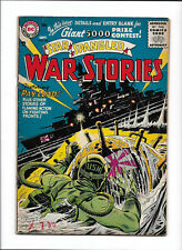 """STAR SPANGLED WAR STORIES #49 [1956 GD-VG] """"PAY LOAD!"""""""