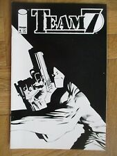 TEAM 7 #4 IMAGE COMICS VERY FINE  (W13)