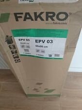 FAKRO EPV 03 66X98 PLAIN TILE FLASHING FOR ROOF WINDOWS