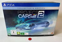 Project Cars 2 Collectors Edition PS4 PlayStation 4 gebraucht in OVP
