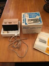 Vintage Radio Shack Duofone Electronic Telephone Amplifier System