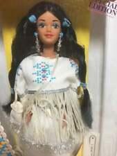 Spec. Ed. Dolls of the World Collection 1753 Native American Barbie 92 NIB  jm17