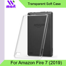 Amazon Fire 7 Transparent Soft Case / Protective Cover Anti Slippery for Fire 7