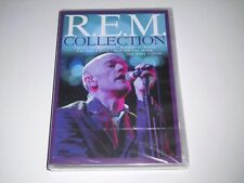 R.E.M. - Collection DVD LIVE + VIDEOS NEW/STILL SEALED FREE S&H