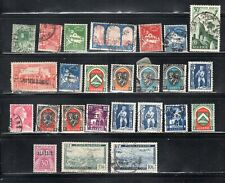 FRANCE COLONIES ALGERIA ALGERIE  STAMPS USED & MINT HINGED     LOT 30950