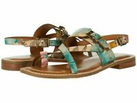 NEW Patricia Nash Women Fidella First Bloom Split Round Toe Slide Sandals 8.5 M