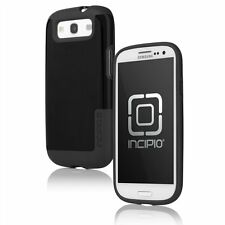 Incipio Faxion Black SA-306  & Screen Protector For Samsung Galaxy S3