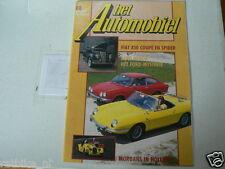 HA-88 AERO MINOR SPORT,FIAT 850 SPORT,SPIDER,MORGAN,FORD V8 1937 60/85