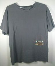 Perry the Platypus Disney Store Phineas Ferb Gray T Shirt Large Organic Cotton