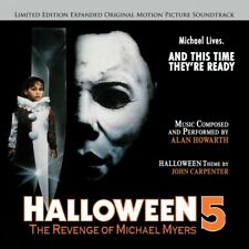 Halloween 5 - Complete Score - Limited Edition - OOP - Alan Howarth