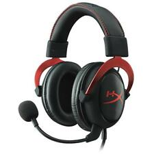 Kingston HyperX Cloud II Gaming Headset for PC PS4 Xbox One Nintendo Switch Red