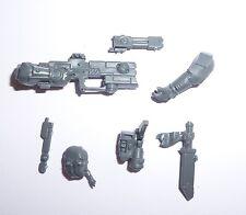 Imperio Tau Pathfinder Shas Ui de equipo Cabeza & armas – G763