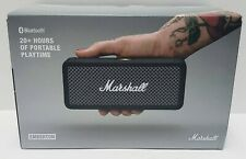 Marshall Emberton Bluetooth Wireless Portable Speaker - Black (New)