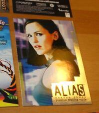 Alias Season 3 Promo Card SD-1 [San Diego Exclusive] NM #01