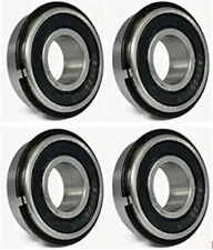 Ultra Smooth Go Kart Snap Ring Wheel Bearings, 5/8 Id x 1 3/8 Od (Pack of 4)