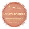 RIMMEL NATURAL BRONZER POWDER 14G - CHOOSE COLOUR