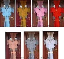 Luxury Readymade Diamante Door Bow Party Decorations Christmas or Any Occasion