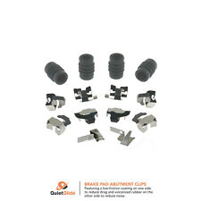 Disc Brake Hardware Kit Front CARQUEST H5754A