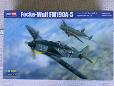 HOBBYBOSS 1:18 Focke-Wulf FW190A-5