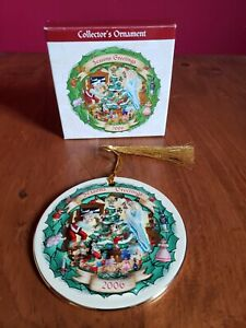 Disney's Christmas Through the Years Collection - 2006 PINOCCHIO (1940) Ornament