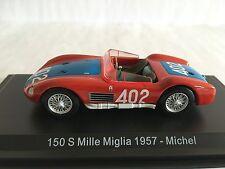 MASERATI 150 S Mille Miglia 1957 - 1:43 ( 150S MICHEL )