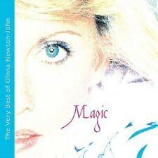 Olivia Newton-John - Magic: The Very Best of Olivia Newton-John CD NEW