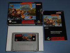 Donkey Kong Country 3: Dixie Kong's Double Trouble! Snes Pal España Super Ninten