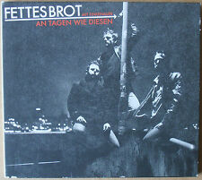 Fettes Brot - An Tagen wie Diesen - Maxi-CD