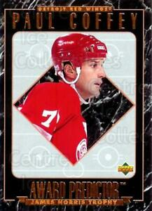 1995-96 Upper Deck Predictor Hobby #H31 Paul Coffey