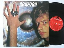 BILL BRUFORD / ANNETTE PEACOCK FEELS GOOD TO ME ORIG POLYDOR LP MINT-